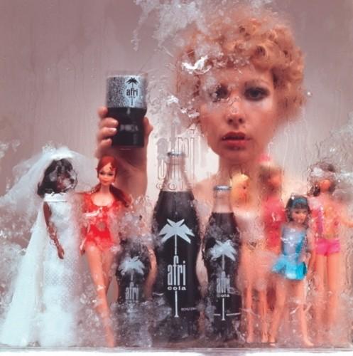 Wilp Barbie Afri Cola RETRO Pop Art Limitierte 500er Auflage Kunst