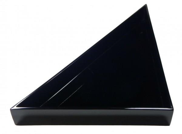 Tablett Dreieck Ikebana