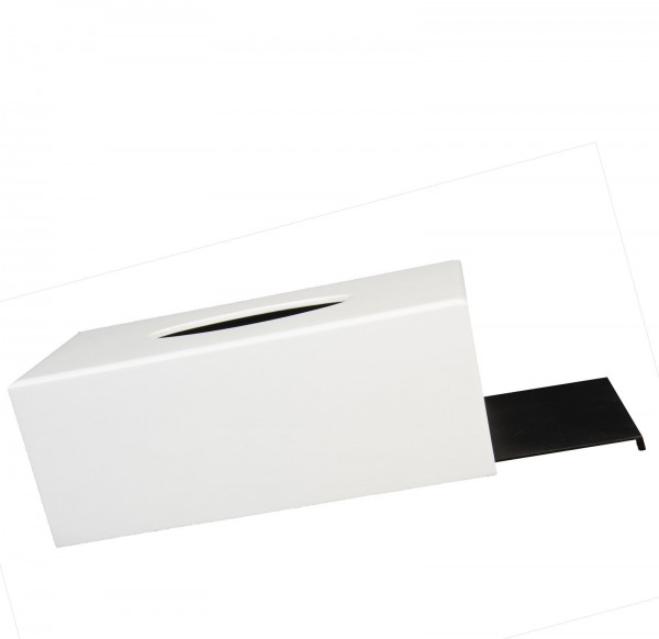 Box für Kosmetik-Tücher, rechteckig Type 1