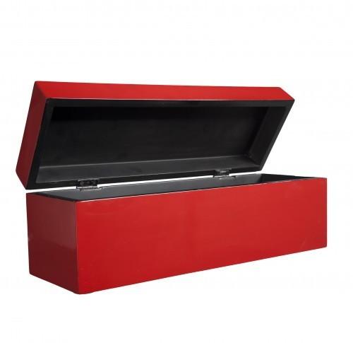 Geschenkbox - Dunkelrot ideal für Wein oder Spirituosen