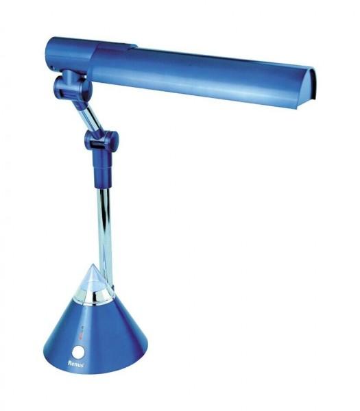 Tischlampe MedLux 1, Blau, mit Ionisierer - verbesserte Version!
