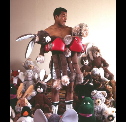 Wilp Muhammad Ali2 RETRO Pop Art Limitierte 500er Auflage Kunst